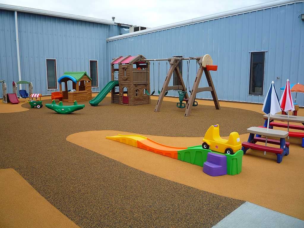 ASACC - Outdoor Play Area