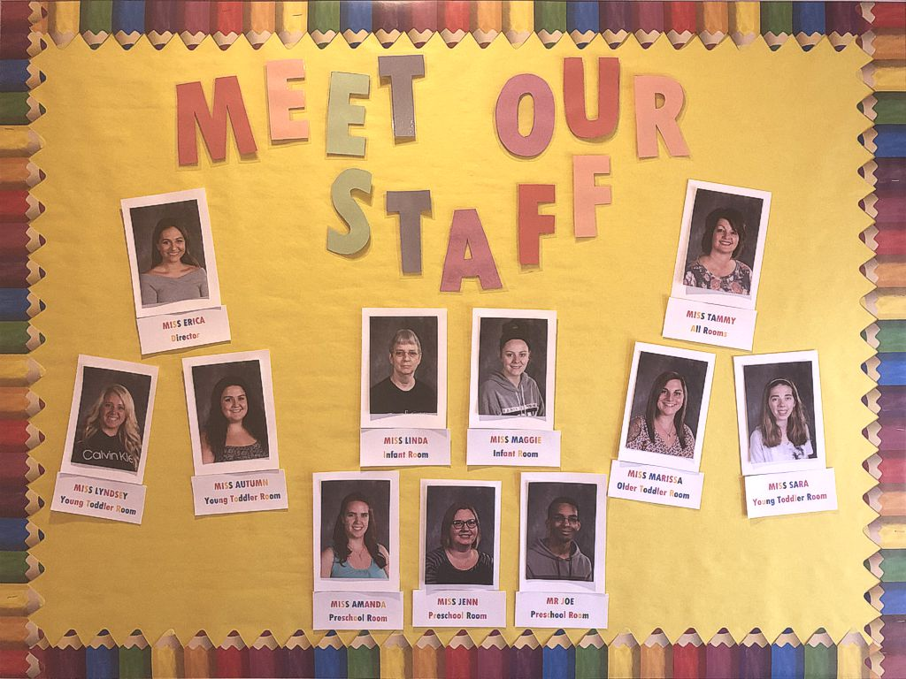ASACC - Staff Board